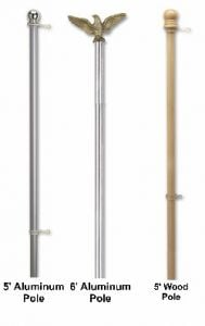 Flagpoles for Home or Business