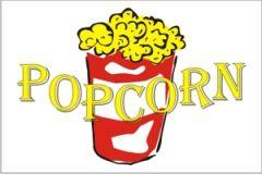 Popcorn Flag