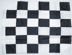 Auto Racing Flag - Finish