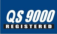 ISO QS 9000 Registered Flag