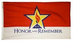 Honor and Remember Flag