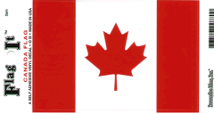 Canada Flag Decal Sticker