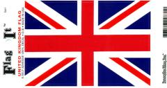United Kingdom Flag Decal Sticker