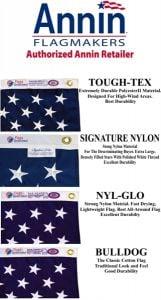 Annin American Flags