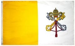 Vatican City/Papal Flag