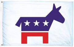 Political - Democrat Flag