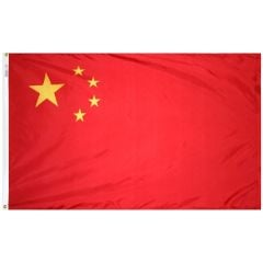 China (Peoples Republic) Flag