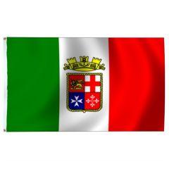 Italian Italy Ensign Flag