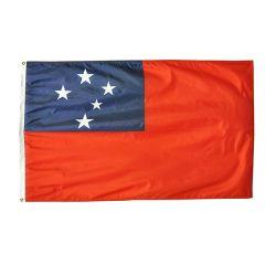 Samoa (Western) Flag