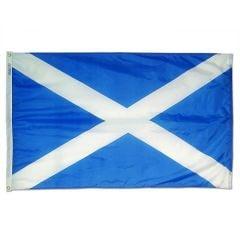 Scotland St. Andrews Cross Flag