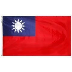 Taiwan (Republic of China) Flag