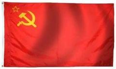 USSR (Soviet Union 1955-1991) Flag