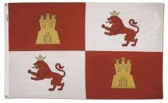 Lions & Castles Flag