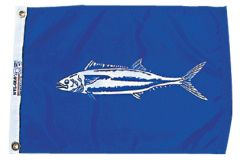 Fish Flag - Wahoo Design