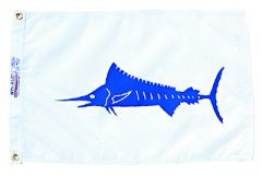 Fish Flag - Marlin Design