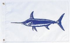 Fish Flag - Swordfish Design