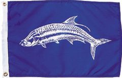 Fish Flag - Tarpon Design
