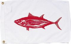 Fish Flag - Albacore Design