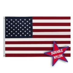 Outdoor Nylon American Flags