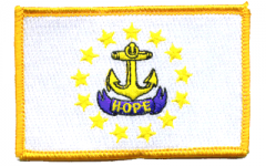 Rhode Island Flag Patch
