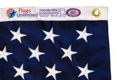 Annin American Flags - Tough-Tex Material
