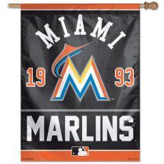 Miami Florida Marlins Banner