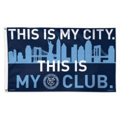 New York City FC Flag