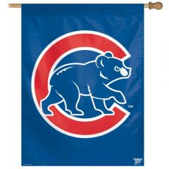 Chicago Cubs Cub Logo Banner