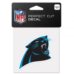 Carolina Panthers NFL Decal Sticker