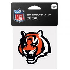 Cincinnati Bengals NFL Decal Sticker