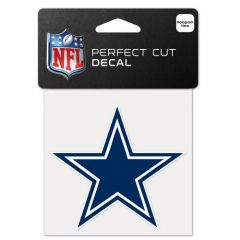 Dallas Cowboys NFL Decal Sticker