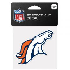 Denver Broncos NFL Decal Sticker