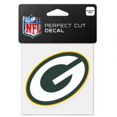 Green Bay Packers NFL Decal Sticker