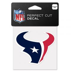 Houston Texans NFL Decal Sticker