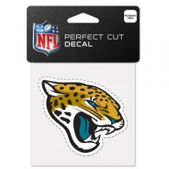 Jacksonville Jaguars NFL Decal Sticker