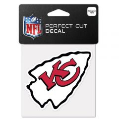Kansas City Chiefs NFL Decal Sticker