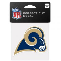 Los Angeles Rams NFL Decal Sticker