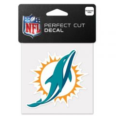 Miami Dolphins NFL Decal Sticker