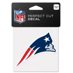 New England Patriots NFL Decal Sticker
