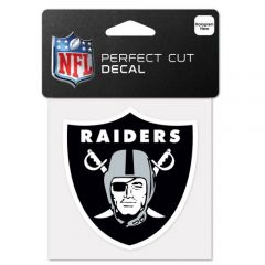 Oakland Raiders NFL Decal Sticker