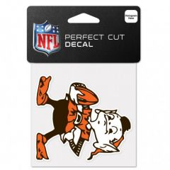 Cleveland Browns NFL Decal Sticker