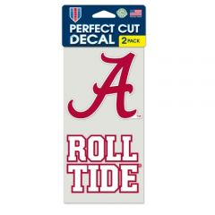 Alabama Crimson Tide Decal Sticker
