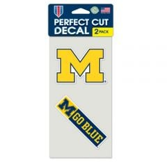 Michigan Wolverines Decal Sticker