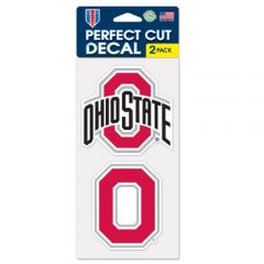 Ohio State Buckeyes Decal Sticker
