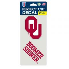 Oklahoma Sooners Decal Sticker