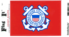 Coast Guard Seal Decal Sticker