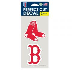 Boston Red Sox Decal Sticker
