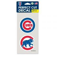 Chicago Cubs Decal Sticker