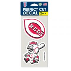 Cincinnati Reds Decal Sticker