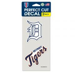Detroit Tigers Decal Sticker